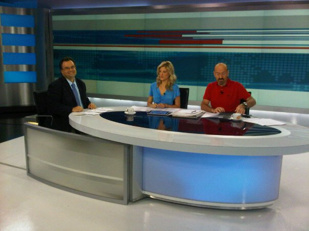 Dimitrios Buhalis on Skai TV discussing Greek Tourism